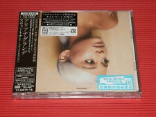 2018 JAPAN CD + DVD ARIANA GRANDE SWEETENER W/ BONUS TRACKS FOR JAPAN ONLY