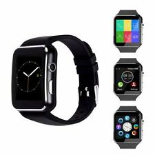 Curved Bluetooth Smart Watch Phone Mate For iphone IOS Android Samsung LG