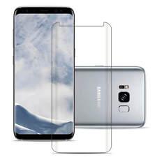 3D Panzerglas für Samsung Galaxy S8 Plus Displayschutz Full Cover Glasfolie