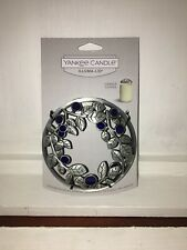 Yankee Candle Blueberry Blueberries Blue December Birthstone Illuma-lid *NEW*