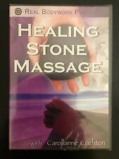 Real Bodywork Presents Healing Stone Massage Instructional DVD