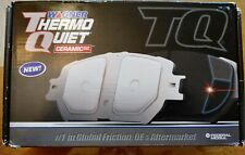 Wagner Thermo Quiet PD548 Ceramic NXT Brake Pads New Sealed Box