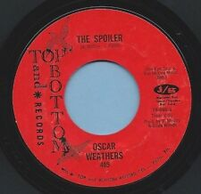 "Oscar Weathers - Top And Bottom 405 ""THE SPOILER"" (GREAT SOUL) FREE SHIPPING"