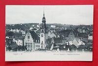 AK HAGEN um 1905 Blick auf Rathaus und Maschinenbauschule    ( 34713