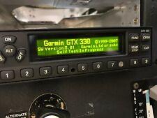 Garmin  GTX330 - 011-00455-00 - SV - EASA/FAA Dual Release