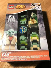Brand New!!! LEGO Star Wars YODA Buildable Watch 8020295