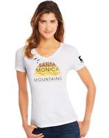 Hanes Santa Monica Mountains Outdoors Natl Recreation Women's Tee G9337P Y07800