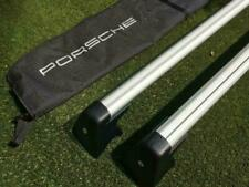 Porsche Cayenne Roof Rack Roof Bars & Storage Bag - BRAND NEW -