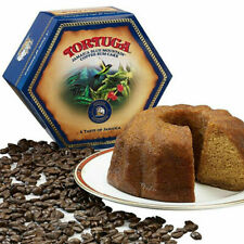 Tortuga Caribbean Jamaica Blue Mountain Coffee Rum Cake 4 oz Cakes For Delivery