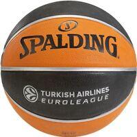 Spalding Euroleague TF150 Official Durable Rubber Training Outdoor Basketball