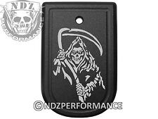 Grim Reaper 2 Magazine Floor Base Mag Plate For Springfield XD 9mm .40