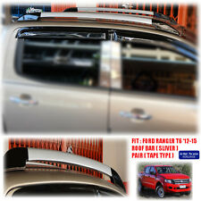 Fit 12 13 14 15 Ranger T6 Raptor Roof Bar Rack Mazda Bt 50 Pro 2 Pcs