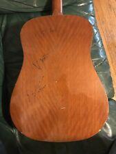 Pantera Dimebag Darrell Signed Autographed Guitar Signature Autograph