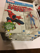 MARVEL LEGENDS UNIVERSE SPIDERMAN FIGURE LOT SINISTER SIX SET LIMITED vulture