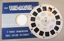 Vintage Viewmaster - Sawyer's Single Reel  2025 Basle Switzerland #3 Circa 1947