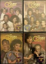 The Cosby Show: Seasons 1-4 DVD (1, 2, 3, 4) TV Show SEALED LOT free shipping