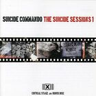 Suicide Sessions 1 (Critical Stage + Bonus) - Suicide Commando (2012, CD NEUF)