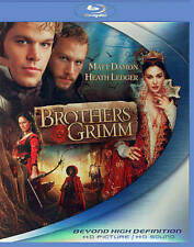 The Brothers Grimm (Blu-ray Disc, 2011)