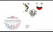 GB FDC 2004 Entente Cordiale, London SW1 H/S #C38088