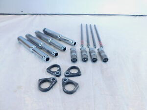 Harley Davidson Sportster 883 1200 Exhaust & Intake Pushrods w/ Covers & Lifters