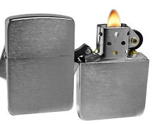 Zippo Lighter 1941 Replica Silver Brushed Chrome Windproof NEW