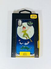 Disney Parks Otterbox Peter Pan Glow In Dark Apple iPhone X/Xs Case