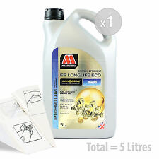Car Engine Oil Service Kit / Pack 5 LITRES Millers NANODRIVE EE 5w-30 5L
