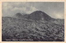 R180527 Napoli Vesuvio Cunetto Centrale. R. Renza