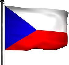 Fahne Tschechien - Hissfahne 100x150cm Premium Qualität