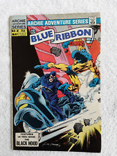 1984 Archie Series Blue Ribbon Comics #8 Vol #2 VG+