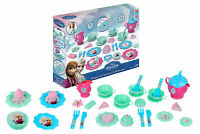 BNIB Frozen Disney Service for Tea of Elsa & Anna with 32 Pcs  Game Girls