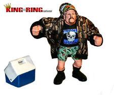 "WWE Custom Hasbro ""STONE COLD"" STEVE AUSTIN Wrestling Figure w/ Accessories WWF"