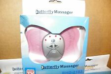 New Tens Therapy Butterfly Muscle Massager Electronic Impulse USA sell w 2 Batt