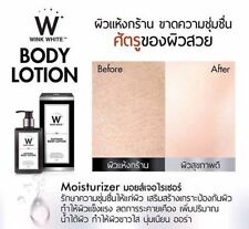 Wink White Lotion Glutathione Collagen Sunscreen AHA Mix Fruits SPF 60 Free Soap