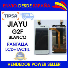Pantalla PARA JIAYU G2F LCD + TACTIL BLANCO TOUCH SCREEN DISPLAY ENVÍO 24 HORAS
