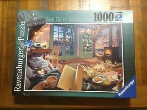The Cosy Shed by Ravensburger 1000 Piece