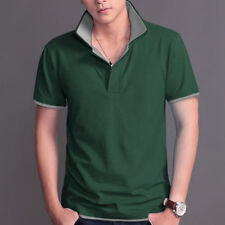 Polyester Army Solid T-Shirts for Men