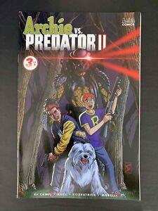 ARCHIE PREDATOR II #3D  ARCHIE PUBLICATIONS  COMICS 2019 VF  IGLE VARIANT CO