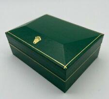 VINTAGE GENUINE ROLEX watch box case #161