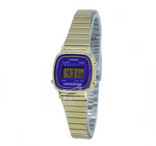 -Casio LA670WGA-6D Digital Watch Brand New & 100% Authentic
