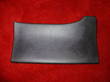 PEUGEOT 307 BLACK LOWER DASHBOARD TRIM COVER 9636096577 2001- 2006 UNMARKED