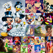 Cartoon Full Drill DIY 5D Diamond Painting Embroidery Cross Stitch Mural Art HOT