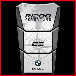 paraserbatoio adesivo per moto bmw r 1200 gs 1200gs adventure tankpad r1200 GREY