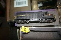 HO scale PFM Tenshodo Brass EMD SD-24 Low Nose Diesel locomotive used # 141 PRR