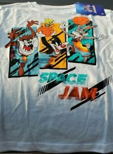 Space Jam: A New Legacy Tune Squad T-Shirt- Youth SIZE 5/6