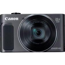 Fotocamere digitali stabilizzatori neri, con zoom ottico 25x