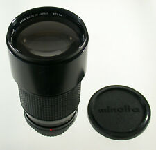 Minolta MD 2,8/200 200 200 mm f2, 8 2,8 Fast tele adaptable EOS a7 MFT