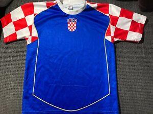 Croatia Soccer Jersey Youth Large Vatreni Boys