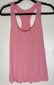 Women's Active Wear Razorback Top Size XL PINK (C233)