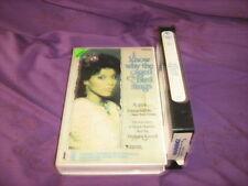 Drama Biography PAL VHS Movies